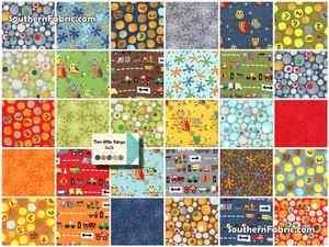 Little Things By Jenn Ski   MODA Jelly Roll 40  2.5  Fabric