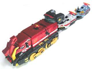 Power Rangers RPM DX Formula Paleomax Megazord Misb