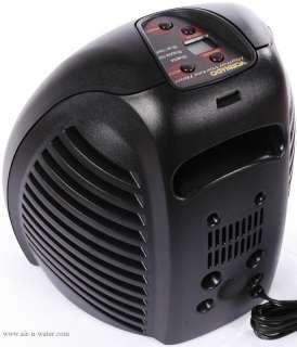 Electric Space Fan Forced Room Heater Unit 043765003688