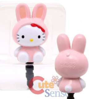 Sanrio Hello Kitty Phone Accessories Earphone Cap Topper 1