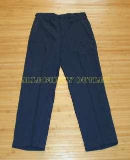 US AIR FORCE 1620 BLUE Dress UNIFORM PANTS 31R NEW