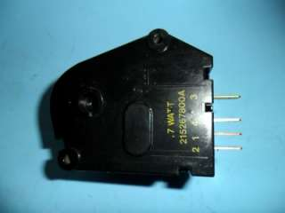 frigidaire refrigerator defrost timer control appliance part kenmore