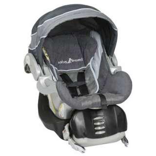 baby trend grey mist infant car seat w car seat flex loc base cs31052. Black Bedroom Furniture Sets. Home Design Ideas