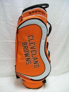 Team Golf NFL Medalist Cart Bag   Cleveland Browns 637556307354