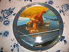 Danbury Mint Garfield the Cat plate/Jim Davis/Diary