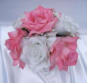 Centerpiece Wedding flowers bouquets decoration PINK