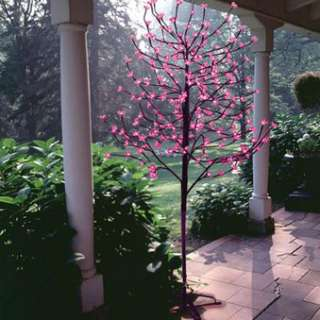 Cherry Blossom LED Lighted Artificial Tree