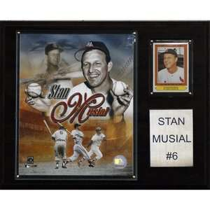 C & I Collectibles MLB St. Louis Cardinals Stan Musial