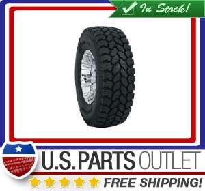 Pro Comp Tire 55031 Xtreme All Terrain 31/10.50 15 Load Range D