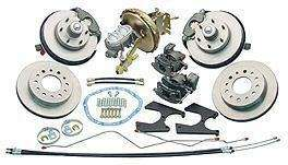 1967 72 GMC CHEVY TRUCK DISC BRAKE CONVERSION KIT