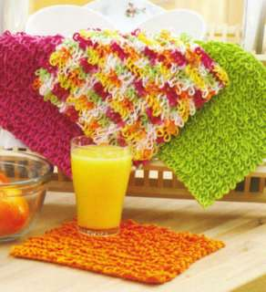 Free Crochet Rag Bag Pattern - Knitting and Crochet