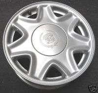 95 02 Oem Factory Cadillac Eldorado Seville 16 alloy wheel rim