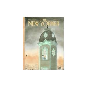 The New Yorker, Oct. 31, 1988: The New Yorker, Charles Addams: Books