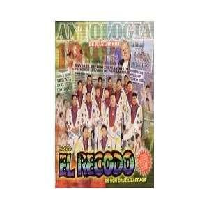 Antologia De Juan Gabriel Banda El Recodo Music