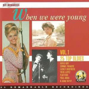 Ritchie Valens, Lloyd Price, Doris Day, Everly Brothers