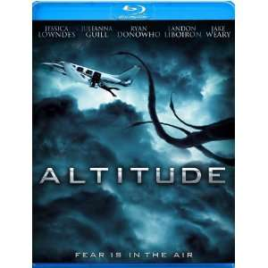 Altitude [Blu ray]: Jessica Lowndes, Julianna Guill, Ryan