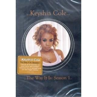 Keyshia Cole The Way It Is, Season 1 (BET Show) ( DVD   Feb. 26