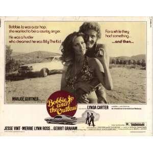 Half Sheet  (Lynda Carter)(Marjoe Gortner)(Jesse Vint)