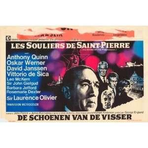 Olivier)(John Gielgud)(Vittorio De Sica)(Oskar Werner)