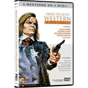 Klaus Kinski, George Hilton, Richard Harrison, Various Movies & TV