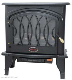 Electric Fireplace Stove Heater Portable 1500 W 094922066688