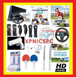 KART SPORTS HD TIGER WOODS GOLF GAMES BUNDLE 4902370517811