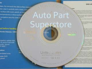 2008 Acura  on 2005 2008 Acura Mdx Rdx Rl Navigation Dvd Version 4 63 06 07 Suv W