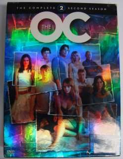 Complete Second Season 2 7 Disc DVD Box Set 012569704770