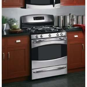 ft. Oven, Self Clean and Warming Drawer Stainless Steel Appliances