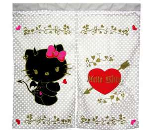 Youre seeing a Sanrio licensed Hello Kitty angel devil pink cotton