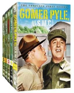 Gomer Pyle U.S.M.C. Complete Series, Seasons 1 5 097361388045