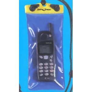 Trident Dry Pak Cell Phone 4 x 8 Clear Case Cell Phones