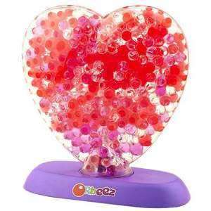Orbeez Light Up Heart Shaped Lamp