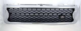 05 09 Range Rover Vogue L322 Chrome/BLACK Grille Supercharged Style w