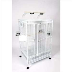 Cage Co. 8003628 Extra Large Play Top Bird Cage Color Blue