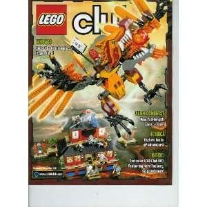 Lego Club DVD * Alien Conquest Full Length Comic: LEGO Club Magazine