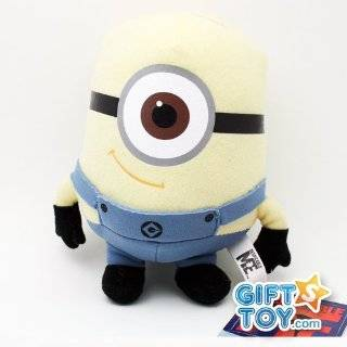 Despicable Me The Movie Minion Stewart 6 inch (Small) Stuffed Plush
