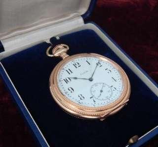 Gentlemens 14S Elgin National Watch Company in EXCELLENT Condition