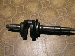 Salsbury motor scooter GAS ENGINE crankshaft core