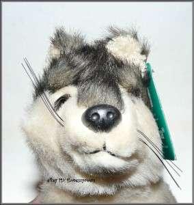 Fiesta Mexican Wolf Stuffed Animal Plush Toy w/Tag 12 |
