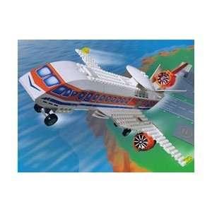 New Lego Jack Stone A.I.R. Patrol Jet 4619 Airplane