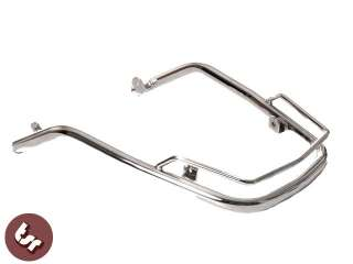 VESPA Quality Chrome Mudguard Crash Bar PX/LML 125/200