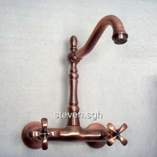 Classic Wall Mounted Kitchen Sink Faucet Mixer Tap K025