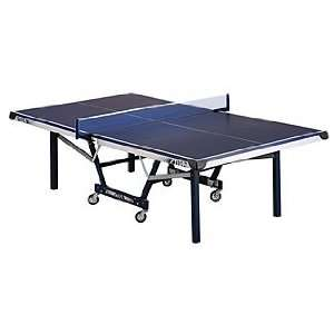 Stiga STS 410q Indoor Blue Ping Pong / Table Tennis Table