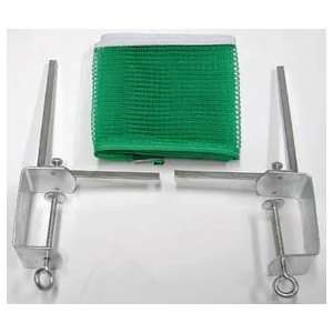 Heavy Duty Table Tennis Net and Post Set Sports