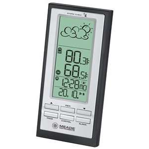 Meade Weather Station with Atomic Clock: Electronics
